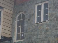 Montáž oken školící středisko Bahenec