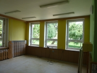 Montáž oken Mateřská škola Tinec