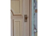 Montáž dveří euro68 Nebory