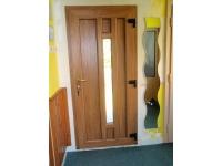 Vyměna vchodových dveří