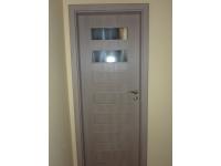 Interierové dveře s obložkovou zárubní do novostavby Třinec